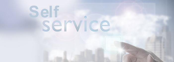 self service - IVR