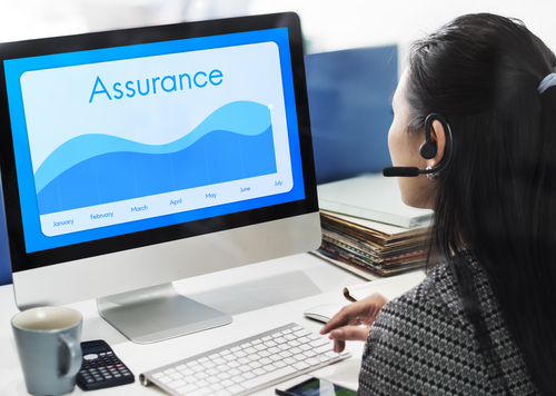 call center quality assurance support