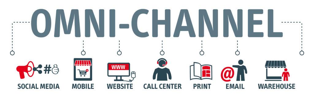 omni channel customer services