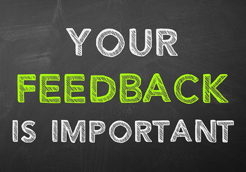 How customer feedback help to grow business