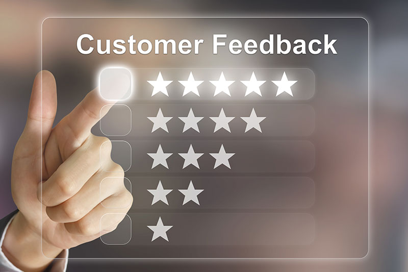 Customer feedback survey for every business