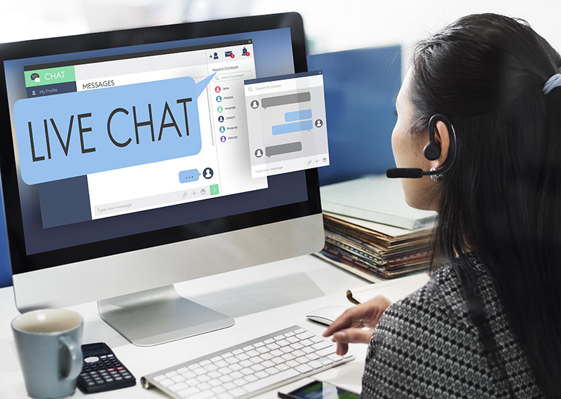 Live Chat Support Services for your business