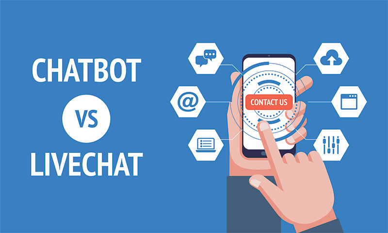 Live Chats are Way Better Than Chatbots