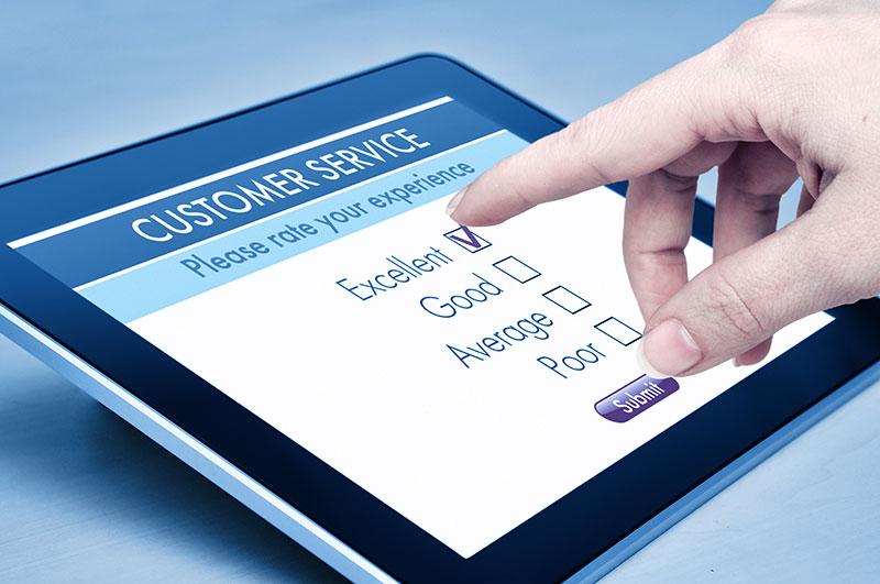 customer satisfaction score for better service