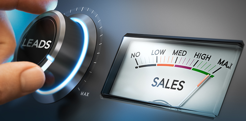 Generate quality Leads in Sales