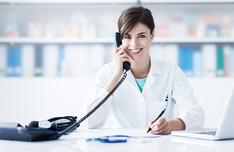 Medical answering services for your business growth