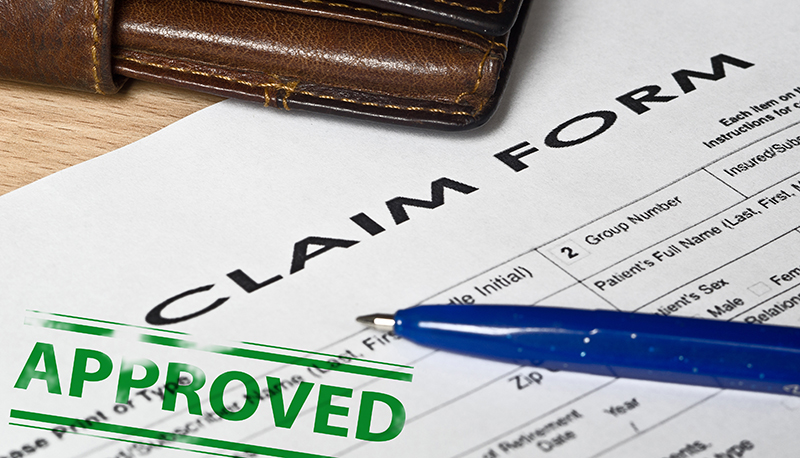 Approve medical claims by outsourcing with