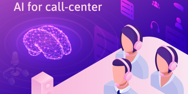 AI for call center better ROI