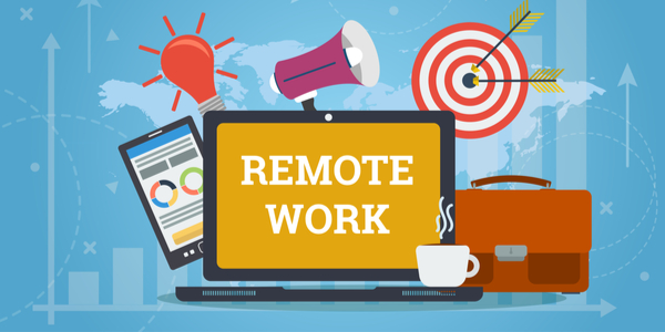 Transition to remote working