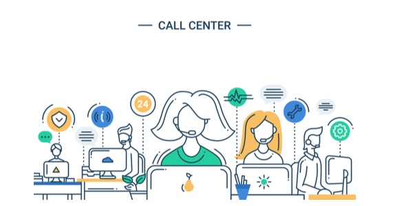 call center operations by expert callers