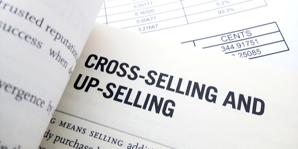 cross selling and up selling services for your business