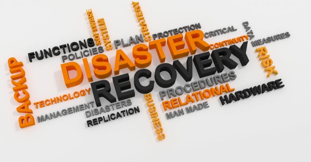 Disaster Recovery Management Services