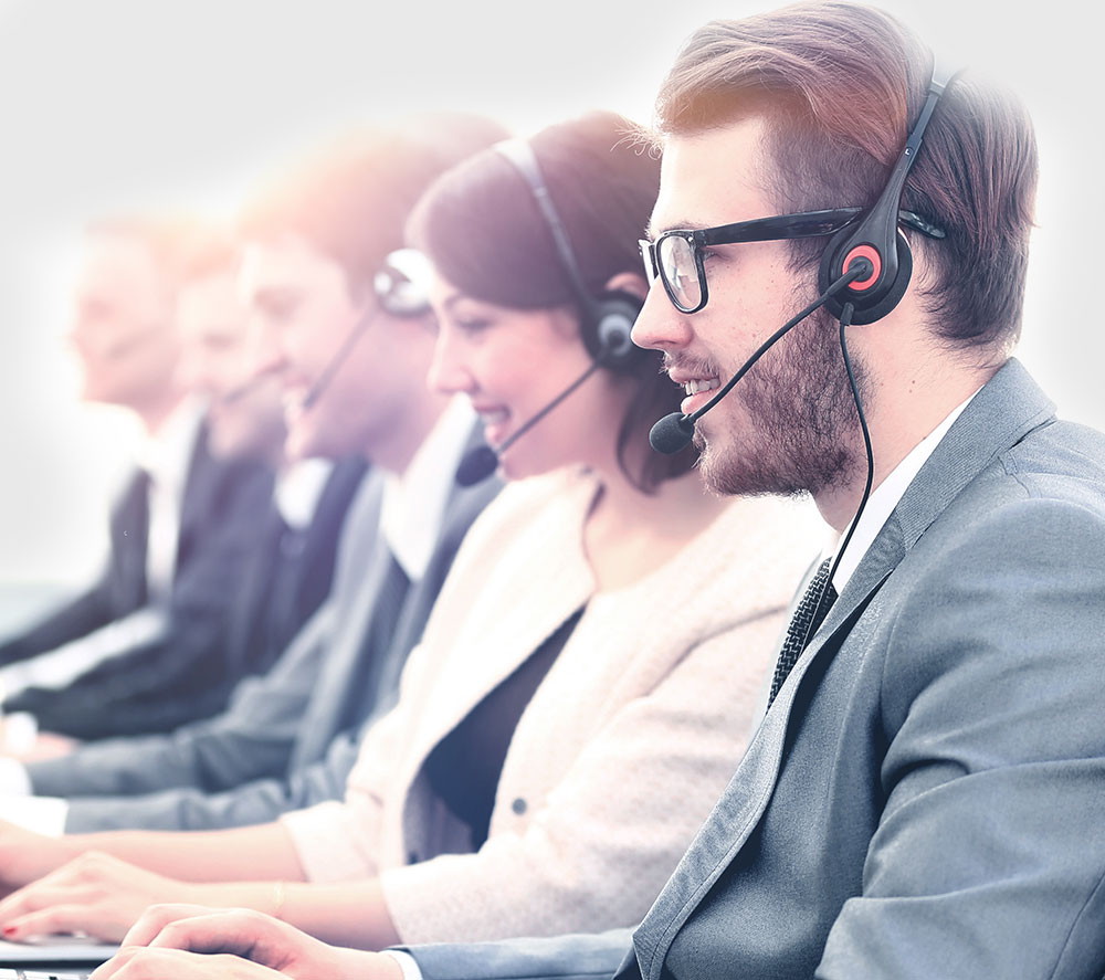 Outsource call center back office support Services